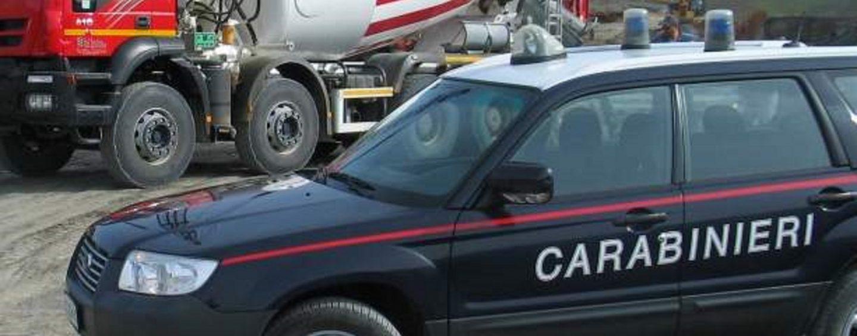 Lavoro nero, denunciati 11 imprenditori irpini: sanzioni da 12mila euro
