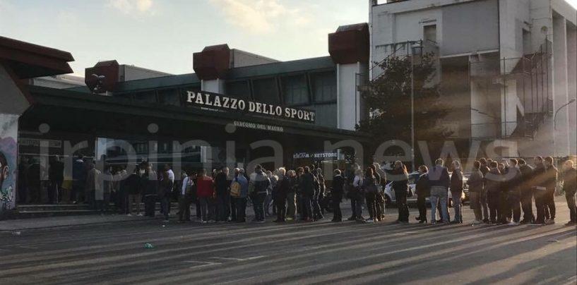 Universiadi, lavori al PalaDelMauro: la Sidigas si allena a Pratola Serra