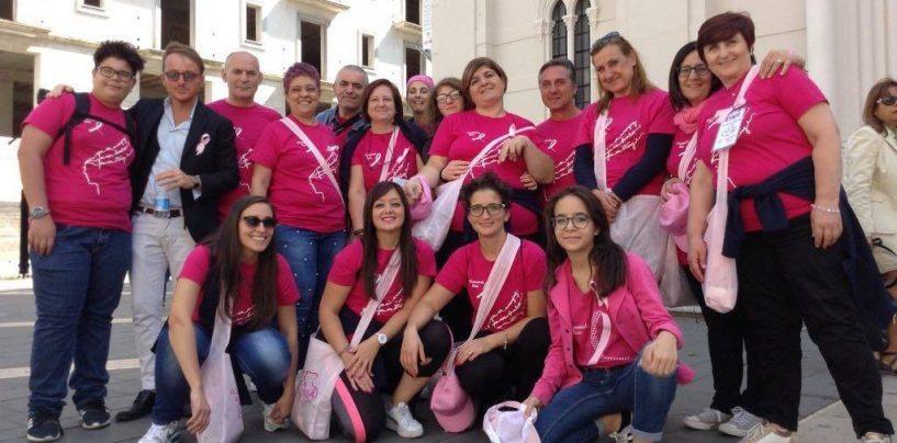 Si conclude la IV Camminata Rosa, oltre 3mila persone in marcia