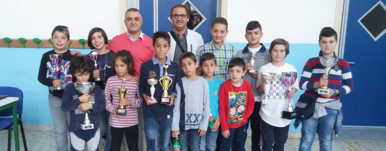 Scacchi in Irpinia, concluso il primo Grand Prix estivo dei giovani
