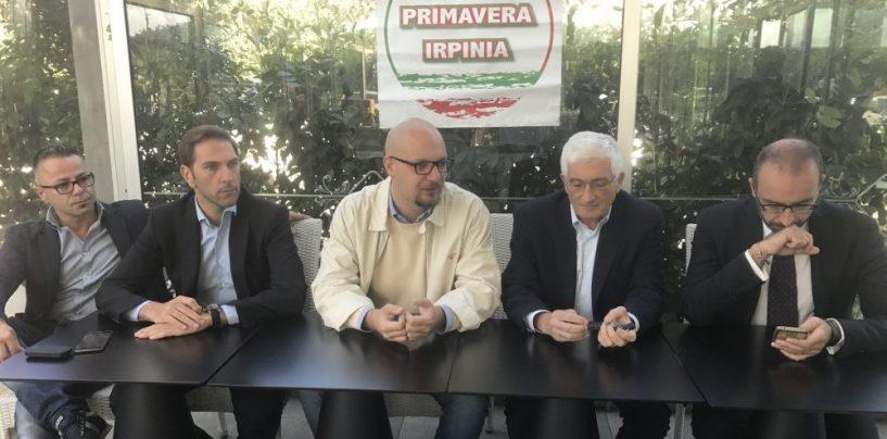 """Verso gli Stati Generali, il centrodestra come """"quarto petalo"""" anche ad Avellino"""