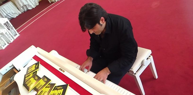 E' di un pianista irpino la colonna sonora del film Manel Dalgò di Enrique del Pozo