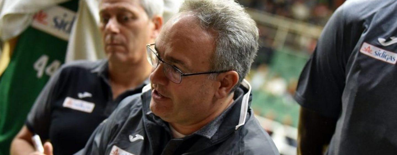 """Sidigas, Sacripanti pronto al debutto: """"Con Reggio subito i due punti"""""""
