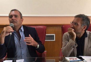 L'Irpinia tra risorse e soprusi, al Circolo della Stampa il sindaco di Napoli De Magistris
