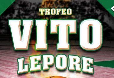 Torneo Vito Lepore: ecco programma e prezzi. Luca Abete guest star