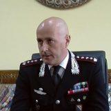 """VIDEO/ Carabinieri, il neo comandante Cagnazzo: """"Credo nei valori umani, l'Arma è al servizio del cittadino"""""""