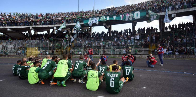 Avellino-Foggia 5-1, la fotogallery di Irpinianews