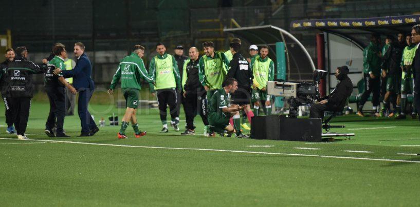 Avellino-Venezia 1-1, la fotogallery di Irpinianews