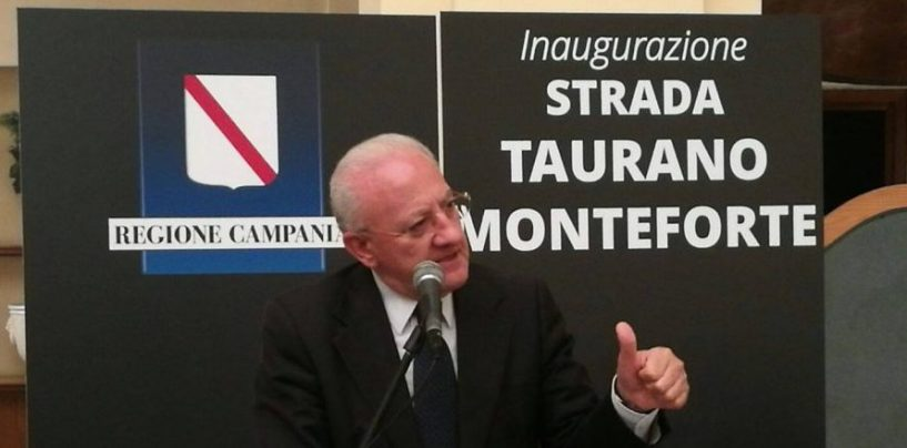 """""""Reato di battuta"""": archiviata l'inchiesta sulle fritture di pesce di De Luca"""