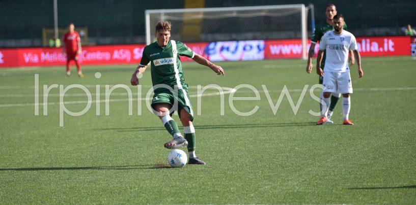 Avellino Calcio – Tegola di Santo Stefano: Di Tacchio si ferma