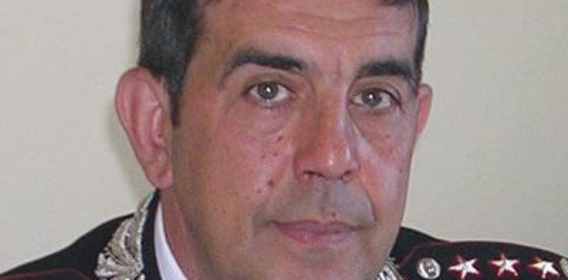 L'Irpino Fernando Nazzaro a capo della Legione Marche dei Carabinieri