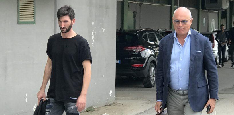 Avellino, summit con l'agente di Gavazzi