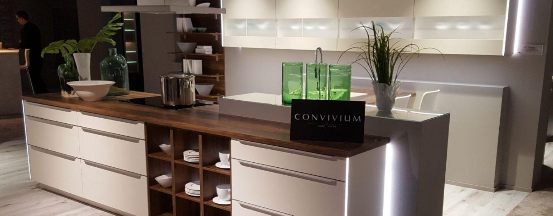 "Cucine ""Convivium"": avanguardia nell'arredamento ad Ariano Irpino"
