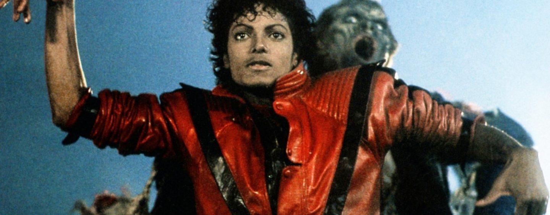 """Il mito di Michael Jackson rivive a Venezia: era """"irpino"""" il giubbotto di Thriller"""