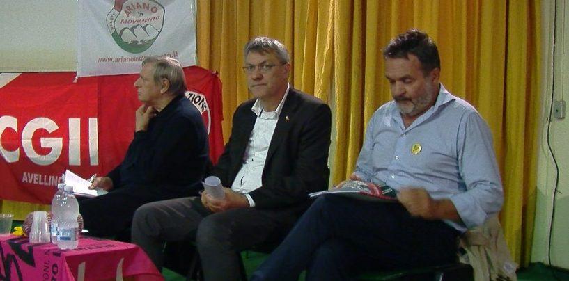 Il futuro della Fca, a Prata il dibattito della Fiom Cgil con Landini