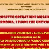 Operazione Mosaico: YouThink e Ludus Avellino insieme per l'integrazione
