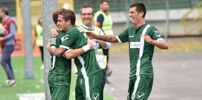 """Avellino-Foggia 5-1, Morosini: """"Avanti con questa mentalità"""""""