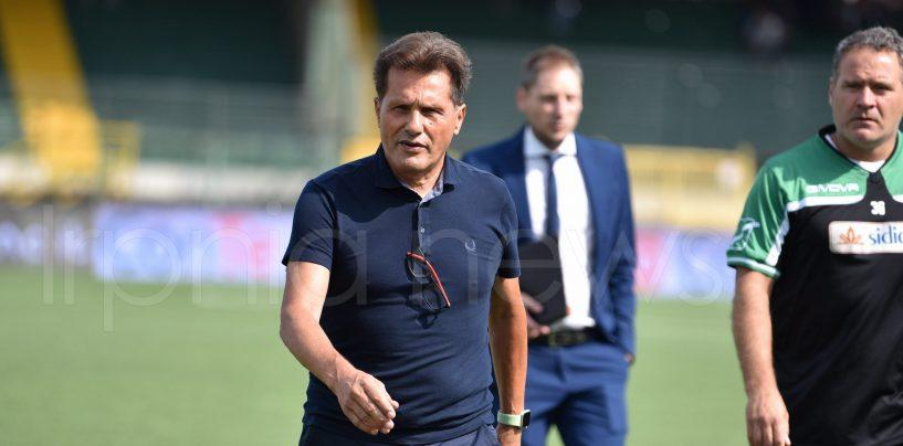 """Avellino-Foggia 5-1, Novellino esulta: """"Vinto con l'aggressività """""""
