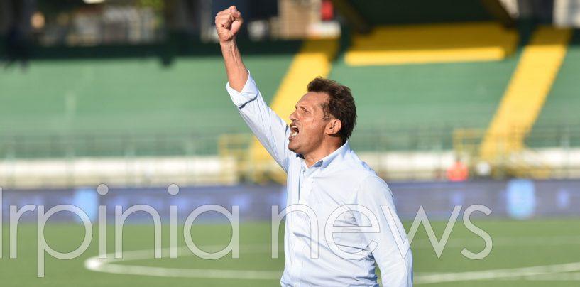 """Avellino-Empoli 3-2, Novellino esalta il pubblico: """"Migliore in campo"""""""