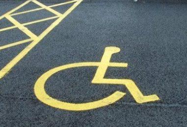 Parcheggi disabili, la CGIL chiede incontro ad Arvonio