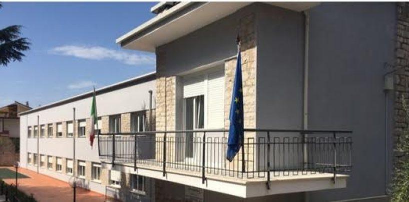 Fontanarosa, martedì l'inaugurazione della nuova scuola