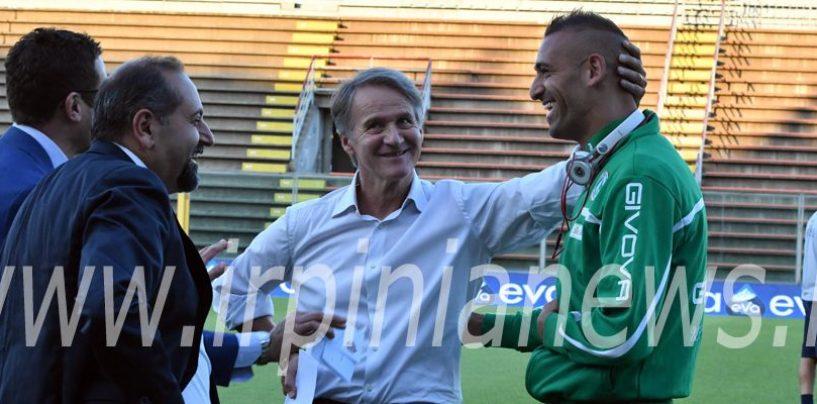 """Tesser torna ad Avellino: """"Lupi in salute e forti sulle fasce"""""""