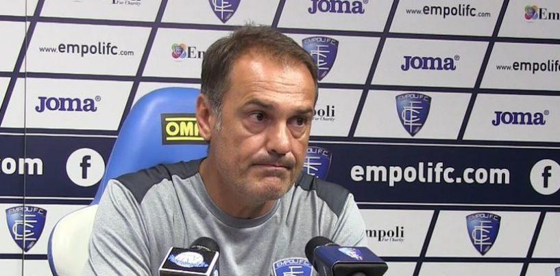 """Vivarini avverte l'Empoli: """"Ad Avellino campo caldo, servirà personalità"""""""