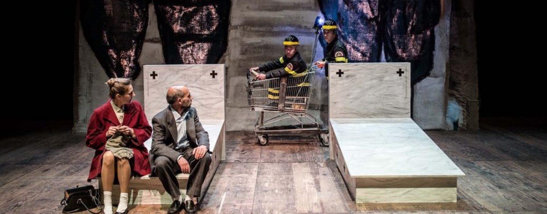 """Sipari Aperti continua al teatro Gesualdo con """"Amore"""""""