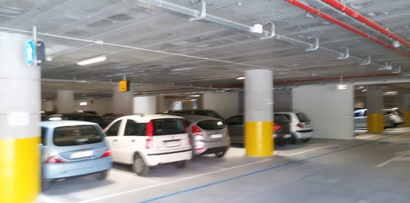 """Parcheggio """"Moscati"""": scade il periodo di rodaggio, da domani sosta a pagamento"""