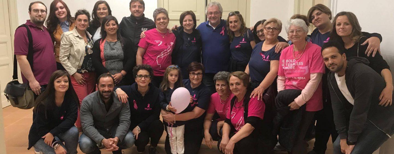 Amdos Mercogliano e prevenzione, il popolo rosa arriva a San Martino Valle Caudina