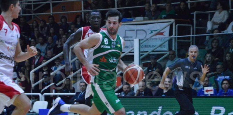 Non bastano Rich e Fesenko, Sidigas sconfitta a Reggio Emilia