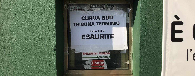 Avellino Calcio – Derby, la febbre sale: un migliaio di biglietti al tutto esaurito