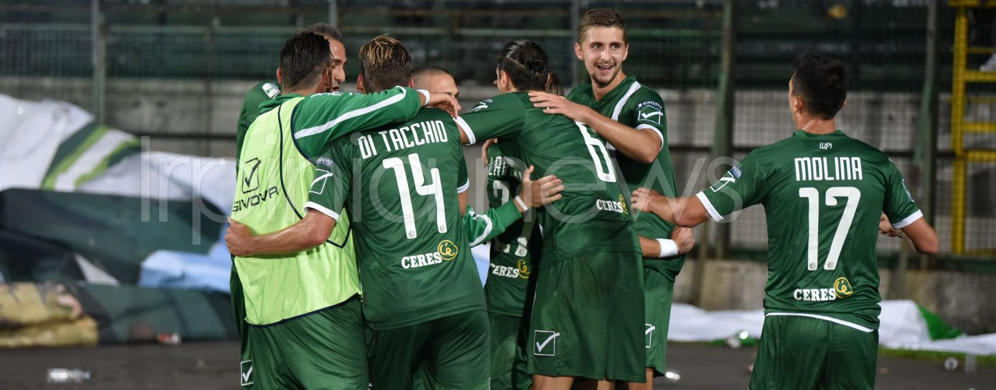 Avellino-Salernitana 2-3, le pagelle