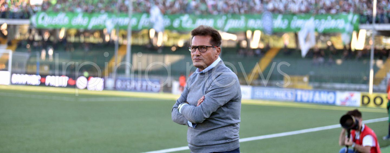 "Avellino-Salernitana 2-3, Novellino: ""Mi assumo la responsabilità del k.o."""