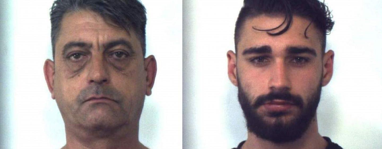 Truffavano gli anziani, colti in flagranza di reato ed arrestati