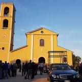 Bonito, bagno di folla per l'ultimo saluto a Pino Tordiglione