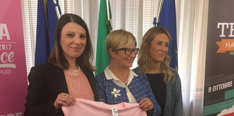 """Malattie della mammella, Roberta De Vizia in Regione: """"Vincere con la prevenzione"""""""