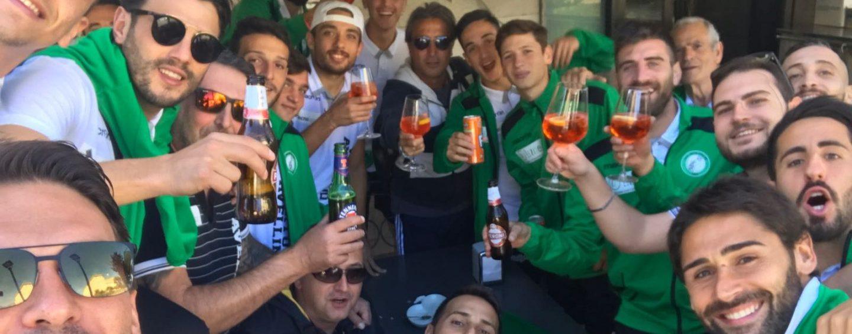 Virtus Avellino, goleada al Sant'Agnello e primi tre punti in trasferta