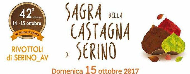 42° Sagra della Castagna di Serino. Il programma completo della kermesse