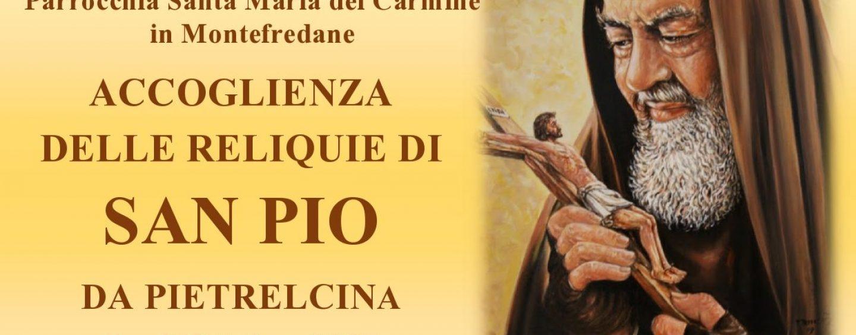 Padre Pio, le reliquie nel Santo arrivano in Irpinia