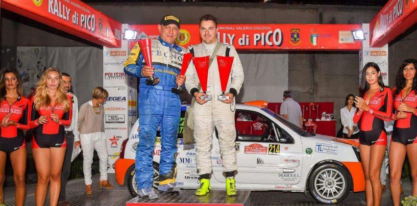 Rally, l'irpino Laudati conquista il titolo N3 in Coppa Italia
