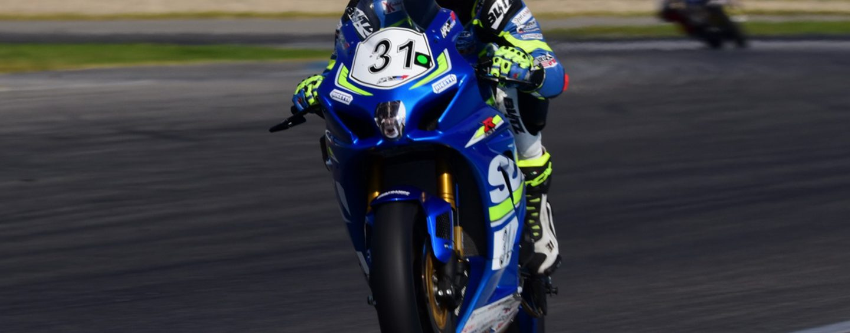 Ultimo round dell'Internationale Deutsche Motorradmeisterschaf: l'irpino Iannuzzo 16° nella classifica pilota