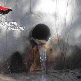 Solofra, utilizzava acqua inquinata per la sua attività: nei guai imprenditore