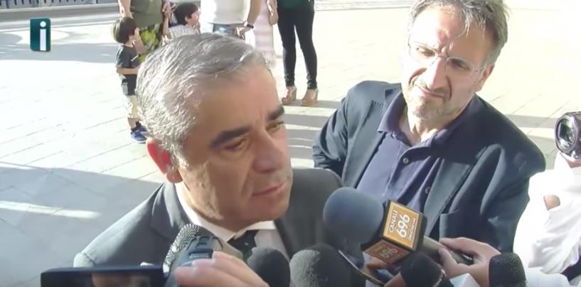 """D'Agostino: """"Mancino uomo integerrimo, ha sempre combattuto la Mafia"""""""