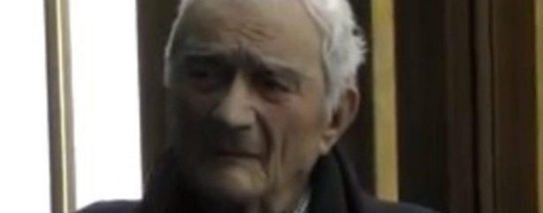 E' morto a 102 anni Emilio D'Amore, volto storico della destra irpina