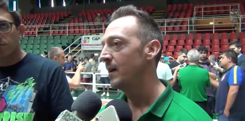 """Sidigas, De Gennaro vuole i quarti: """"A Minsk si parte dallo 0-0"""""""