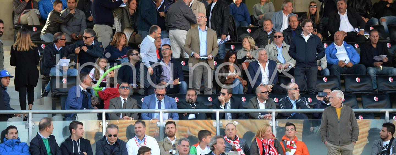 Tentata aggressione ai dirigenti dell'Avellino: il Bari replica