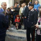 Benevento, la Ministra Fedeli duramente contestata dagli studenti