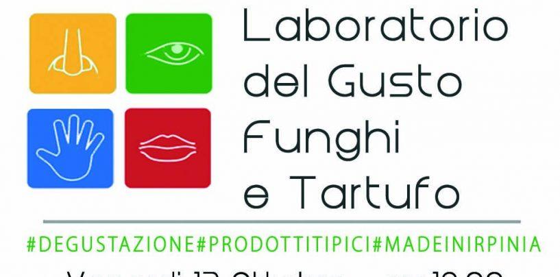 """Slow Food celebra l'autunno con il laboratorio """"Funghi e Tartufo"""""""