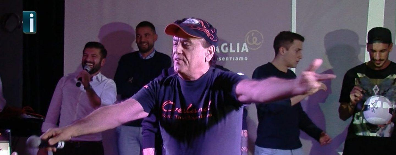 Premio Sublimitas, Gigione infiamma il popolo della Fibes